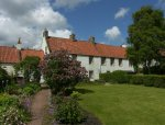 May Photograph Stepped Gables Culross Scotland