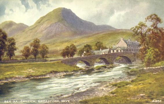Broadford Skye