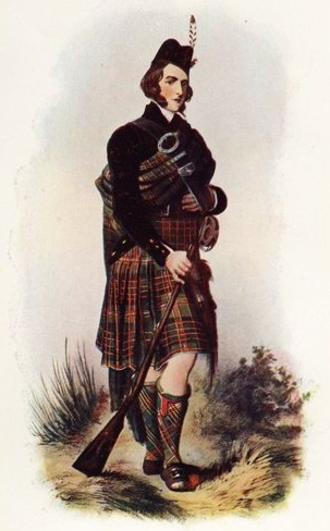 Clan MacDonald of Glengarry