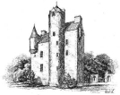 Grandtully Castle