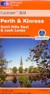 Perth and Kinross Explorer Map