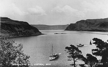 Portree Bay