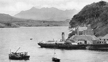 Portree Ferry