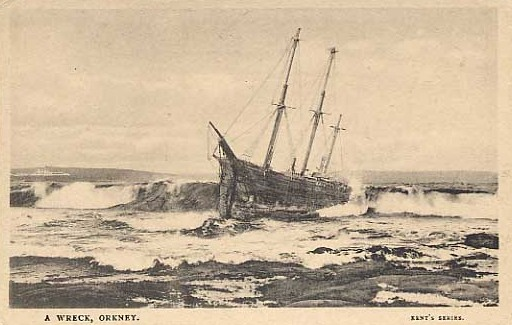 Scottish Shipwreck