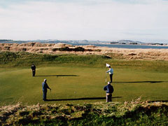 St Andrews Golf Breaks