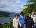 Queen's View Loch Tummel