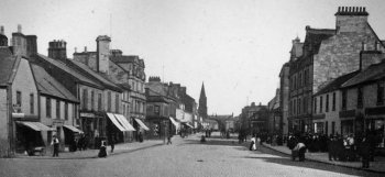 Old Photograph Annan Scotland