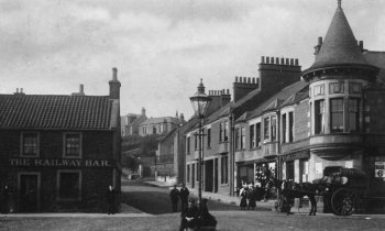 Old Photograph Braefoot Methil Fife Scotland