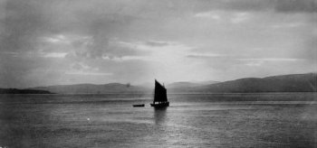 Old Photograph Cromarty Firth Scotland