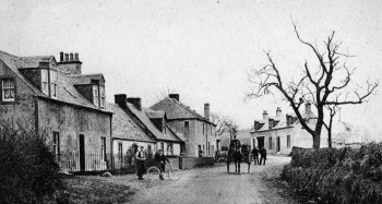 Old Photograph Darvel Scotland