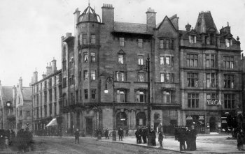 Old Photograph Govan Cross Glasgow Scotland