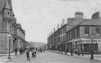 Old Photograph Helensburgh Scotland