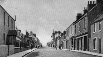 Old Photograph Laurencekirk Scotland