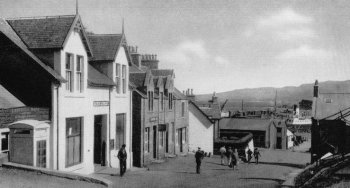 Old Photograph Mallaig Scotland