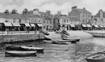 Old Photograph Millport Scotland