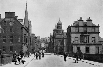 Old Photograph Wick Caithness Scotland