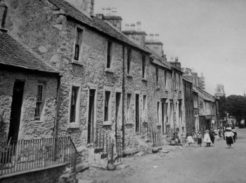 Old Photograph Wigtown Scotland