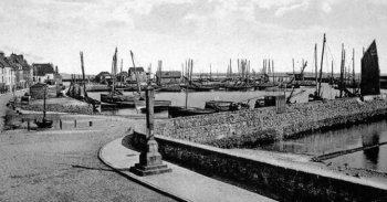 Old Photograph of Anstruther Scotland