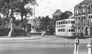 Old Photograph of Bishopbriggs Glasgow Scotland