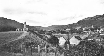 Old Photograph of Helmsdale Scotland