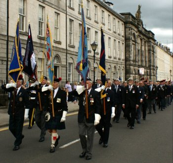 Armed Forces Day Scotland