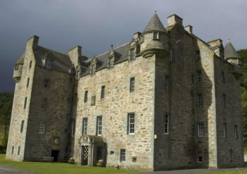 Castle Menzies Scotland