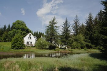 Self Catering Holiday Cottage Accommodation Killin Perthshire Scotland