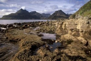 Black Cuillins Isle of Skye Photograph