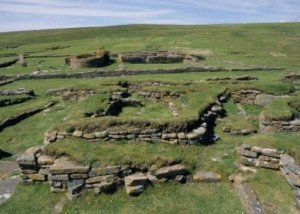 Brough of Birsay Orkney Islands Photograph Scotland