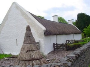 Burns Cottage Alloway Scotland