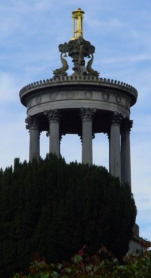 Burns Monument Alloway Scotland
