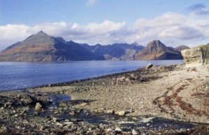 Cuillin Hills From Elgol Isle of Skye Photograph