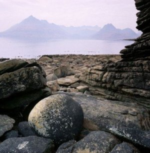 Elgol Rocks Isle of Skye Photograph