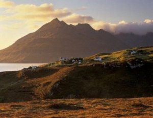 Elgol Village Isle of Skye Photograph