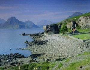 Elgol and Cuillin Hills Isle of Skye Photograph