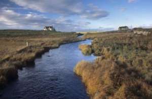 Howmore South Uist Scotland
