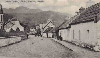 Old Photograph Killin Scotland