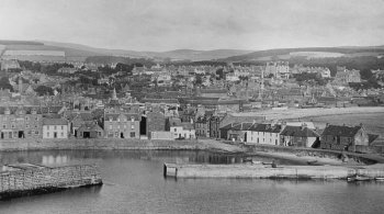 Old Photograph Stonehaven Scotland
