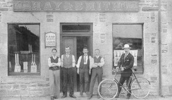 Old Photographs Of Buckie Scotland