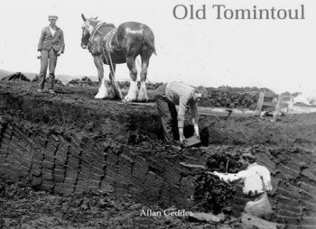 Old Photographs Of Tomintoul Scotland