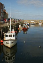 Outer Harbour St Andrews Scotland