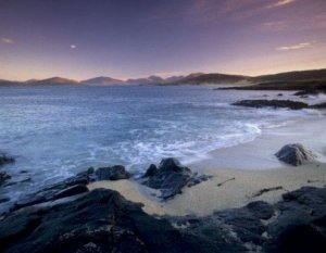 Photograph Borve Beach Isle of Harris Scotland