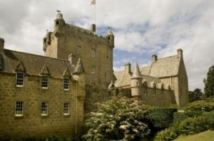 Photograph Cawdor Castle Scotland