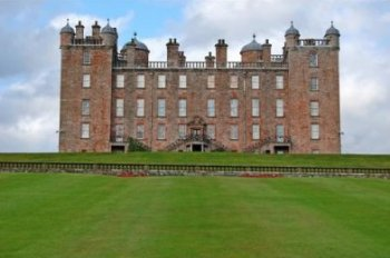 Photograph Drumlanrig Castle Scotland