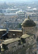 Photograph Edinburgh Castle View