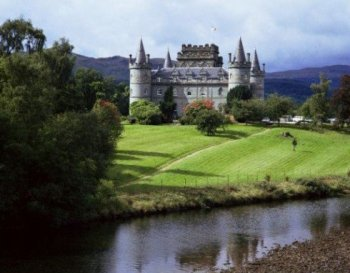 Photograph Inveraray Castle Scotland