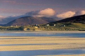 Photograph Luskentyre Bay Isle of Harris Scotland