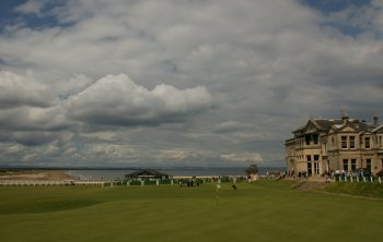 Photograph Old Golf Course St Andrews Scotland