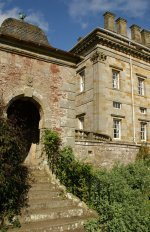 Photograph South Elevation Kinross House Scotland