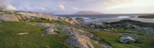 Photograph Southern tip of the Isle of Harris Scotland